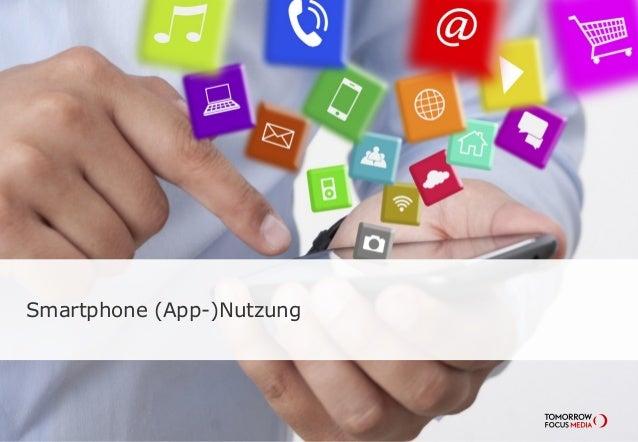 Smartphone (App-)Nutzung