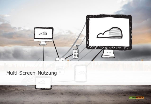 Multi-Screen-Nutzung