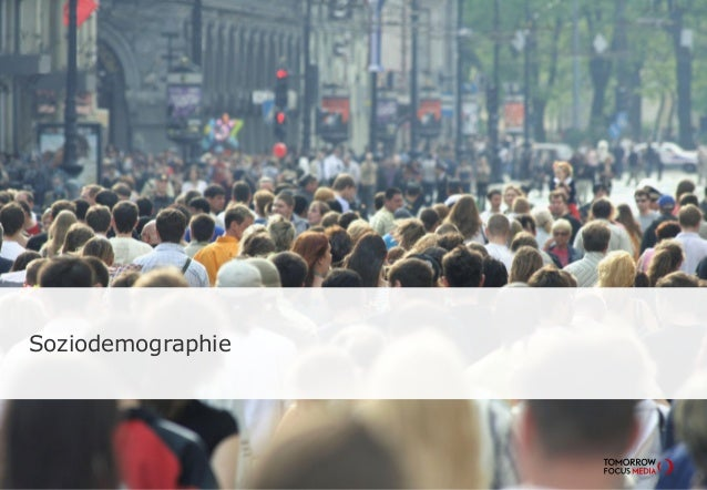 Soziodemographie