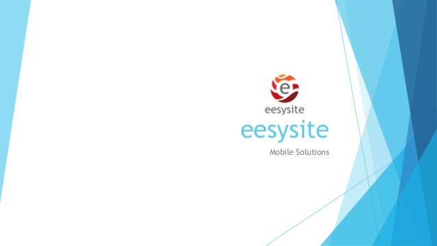 eesysite Mobile Solutions