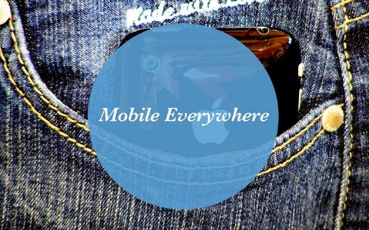 iPhone Presentation IN10: Mobile Everywhere
