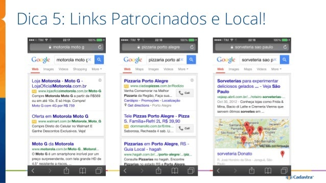 Google é Mobile First?  Jon Wiley – Lead Designer for Google Search
