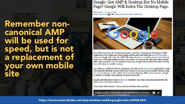 #mobilefirstchecklist at #smxlondon by @aleyda from @orainti#mobilefirstseo at #wceu by @aleyda from @orainti Remember non- ...