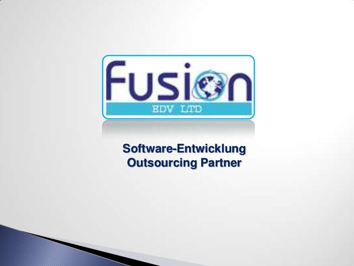 Software-Entwicklung<br />Outsourcing Partner<br />