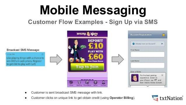 Gambling mobile billing gambling mobile billing