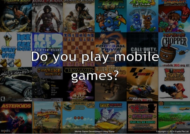 Mobile Game Development Using Eqela Slide 2