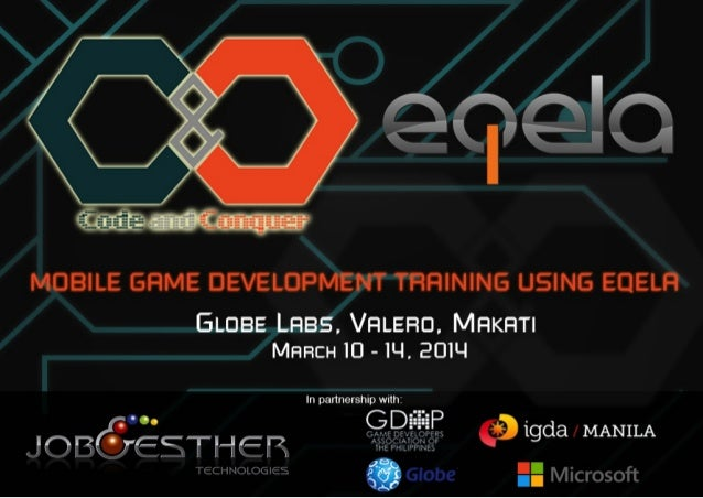 Mobile Game Development With Eqela (March 2014)