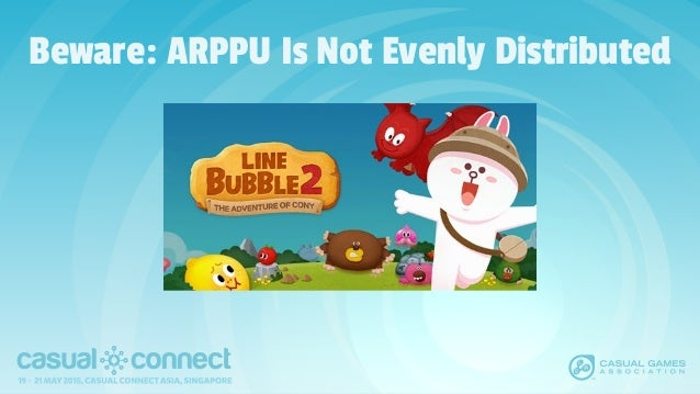 Beware: ARPPU Is Not Evenly Distributed