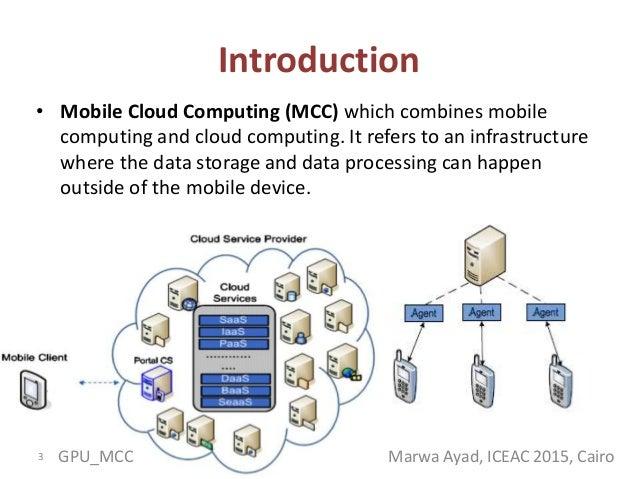 Mobile gpu cloud computing