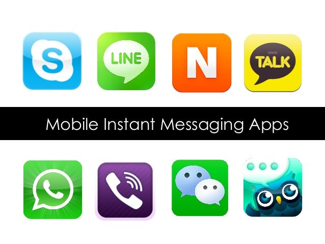 WhatsUp With WhatsApp? Comparing Mobile Instant Messaging Behaviors w…