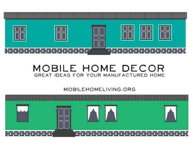 Mobile home decorating ideas for Mobile office trailer with bathroom