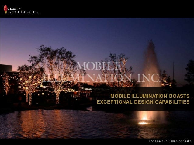 Christmas Light Installation Services In Los Angeles : Mobile Illumination