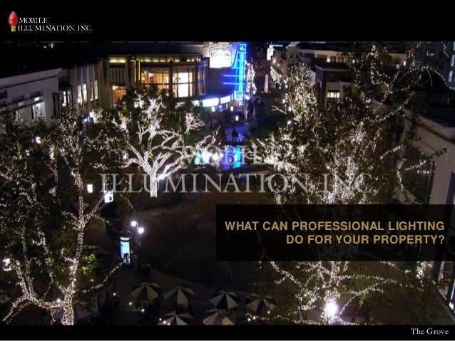 Christmas Light Installation Services In Los Angeles : Mobile Illumination.  1. PROFESSIONAL LIGHTING ...
