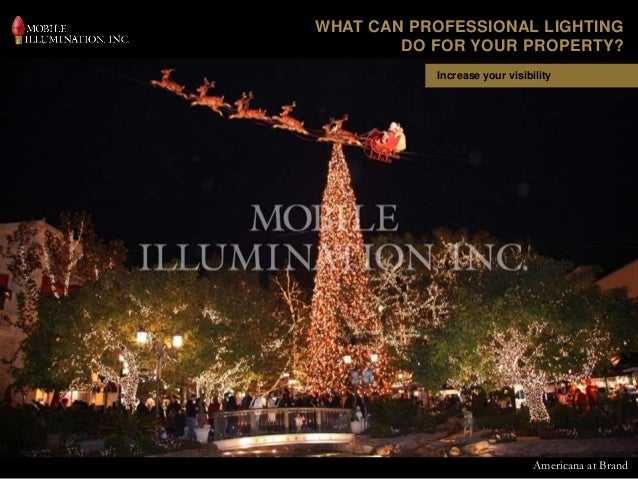 Charming Christmas Light Installation Services In Los Angeles : Mobile Illumination