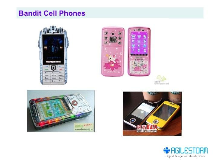 Bandit Cell Phones