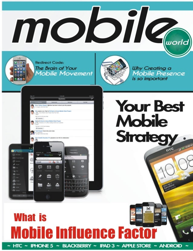 What isMobile Influence Factor