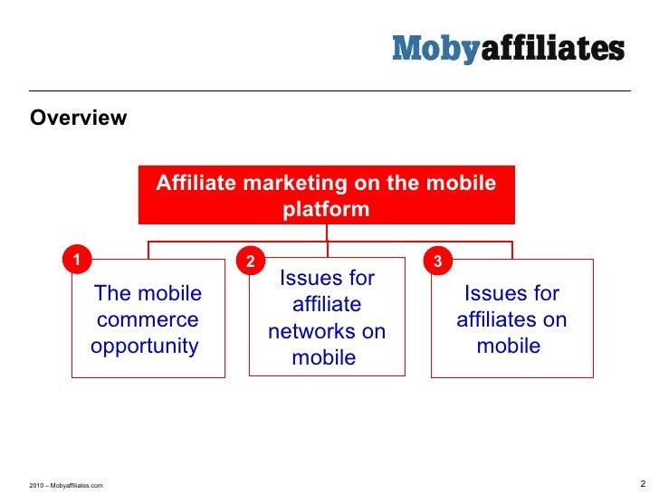 Mobile Internet Affiliate Marketing Slide 2