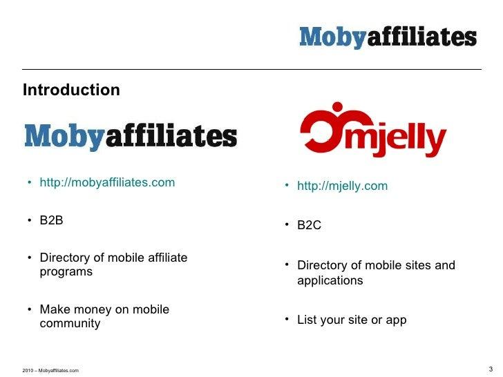 Mobile Internet Affiliate Marketing Slide 3