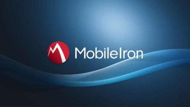 MobileIron Threat Defense