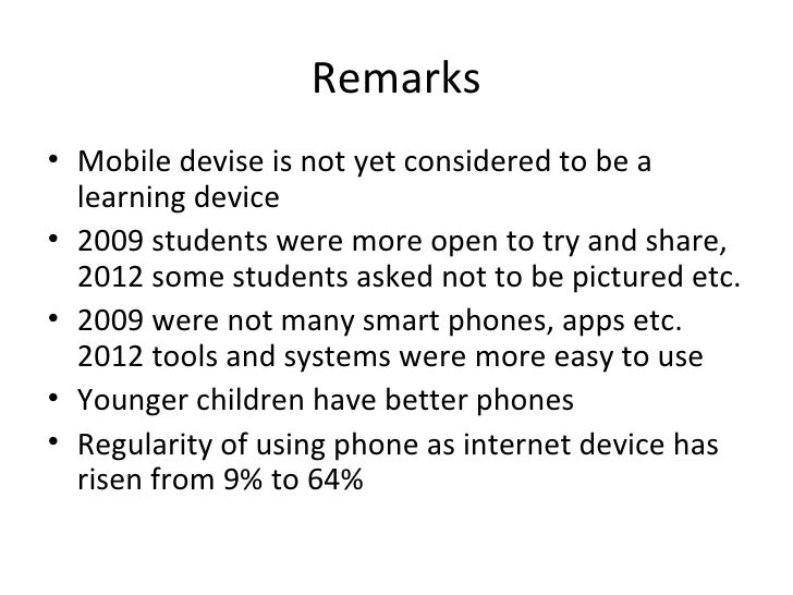 Challenges In Mobile Teaching And Safety A Case Study Birgy Lorenz