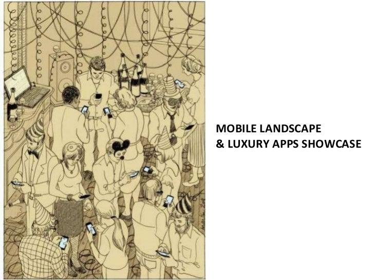 MOBILE LANDSCAPE  & LUXURY APPS SHOWCASE