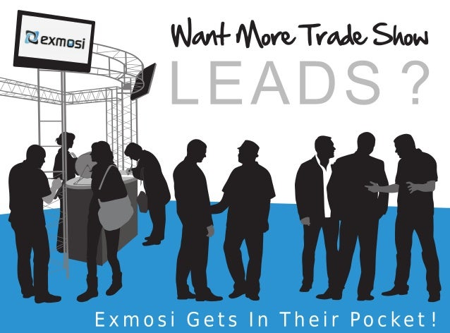 Mobile Lead Generation For Trade Shows