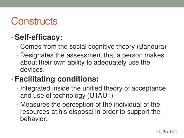 self efficacy and the social cognitive theory education essay Free essay: the concept of self-efficacy self-efficacy, for the purpose of this  study, may  health related research was stimulated by the social learning  theory.