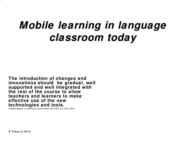 image1.png                       Mobile learning in language                            classroom today             The in...