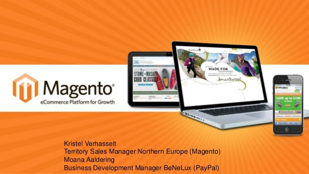 Magento TrainingeCommerce with MagentoLearn how to leverage eCommerce to enhance your business. This class is specifically...
