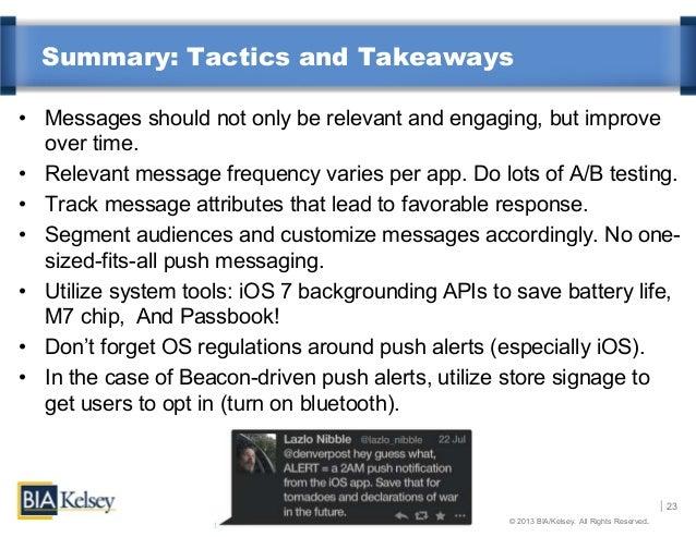 Avoid Cross-Channel Message Fatigue