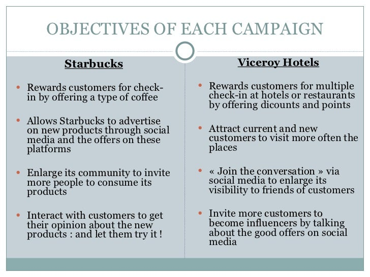 campaign objectives An entire module on developing a communication campaign the learning objectives for this • the steps to develop a communication campaign.