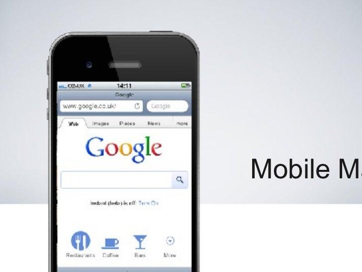 Mobile Marketing is huge
