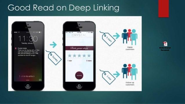 Good Read on Deep Linking