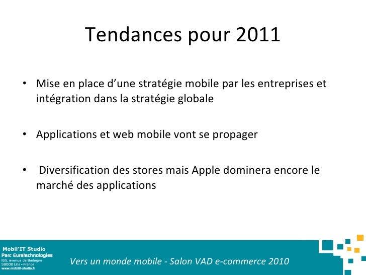 Mobile marketing   : vers un monde mobile - 2010