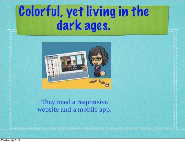 NYU Mobile Marketing Content Strategy for App for Goanimate.com
