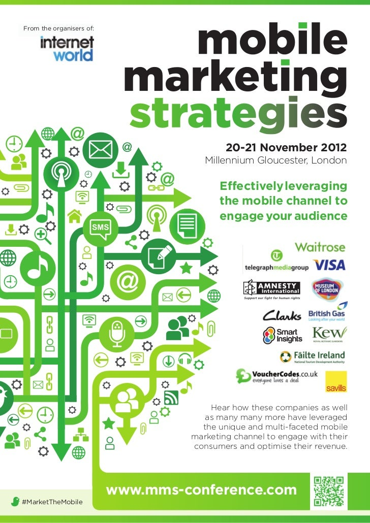 From the organisers of:                                           20-21 November 2012                                     ...