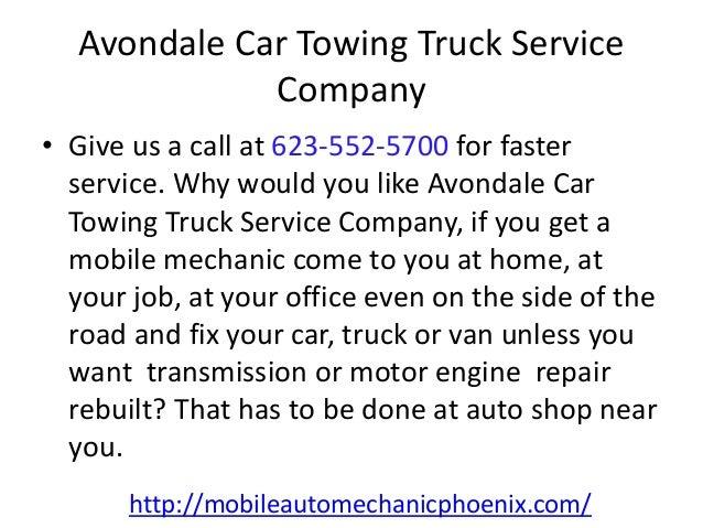 Mobile mechanics in avondale az auto car repair for Avondale motor vehicle division avondale az