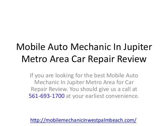 mobile mechanics in jupiter fl auto car repair
