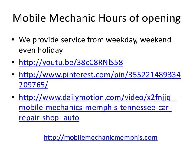 mobile mechanics in memphis tn auto car repair. Black Bedroom Furniture Sets. Home Design Ideas