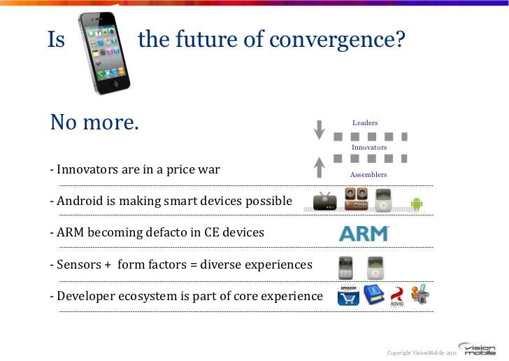 Is             the future of convergence?-.$/.012                                           Leaders                       ...