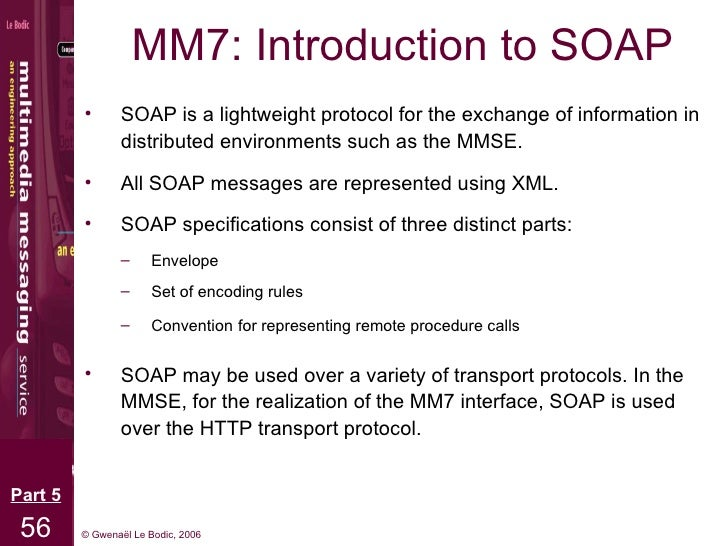 Mobile Messaging - Part 5 - Mms Arch And Transactions
