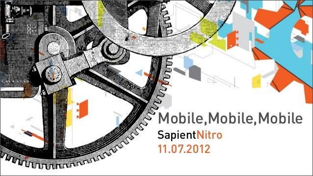 Mobile,Mobile,MobileSapientNitro11.07.2012