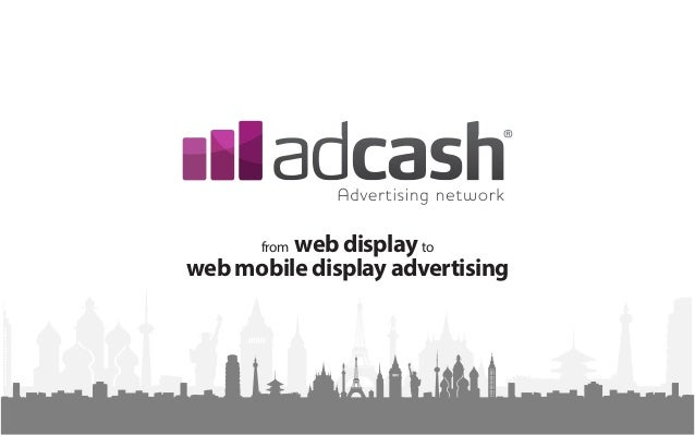 from web display to web mobile display advertising