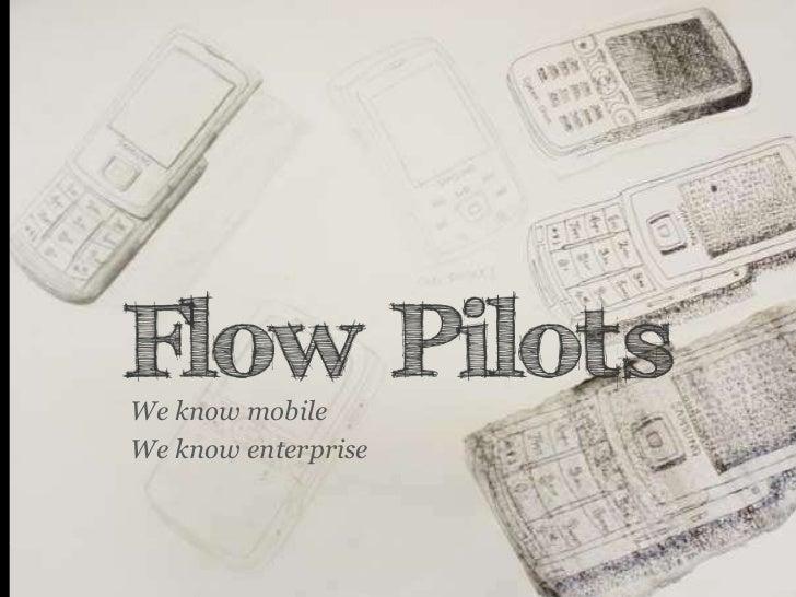 We know mobileWe know enterprise