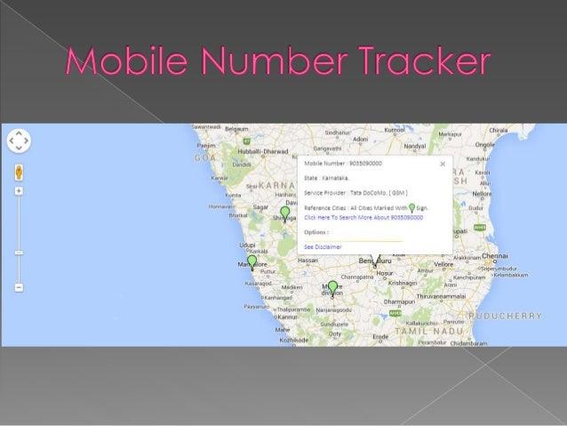 Mobile Number Tracker (www MobileNumberTracker com)