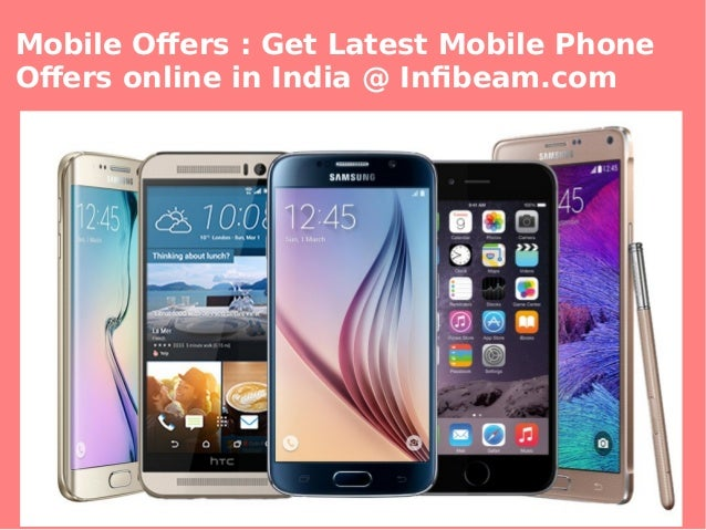 Mobile Offers   Get Latest Mobile Phone Offers online in India    Infibeam.com ... 13d2677a36bb