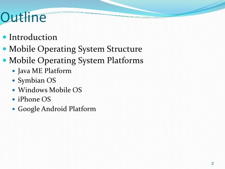 introduction to operating system pdf