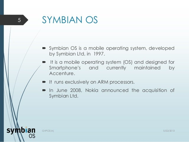 mobile operating system software free