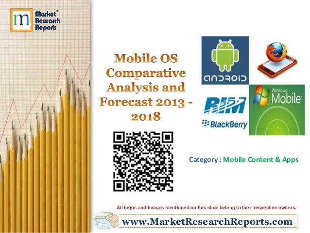 Category : Mobile Content & Apps  All logos and Images mentioned on this slide belong to their respective owners.  www.Mar...