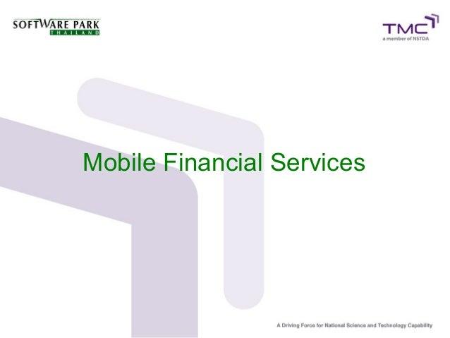 Mobile payment Slide 3